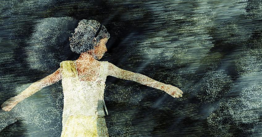 Tiny Dancer essay art